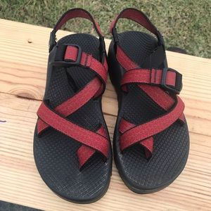Chaco Z Cloud Outdoor Hiking Sport Sandals 6-6.5